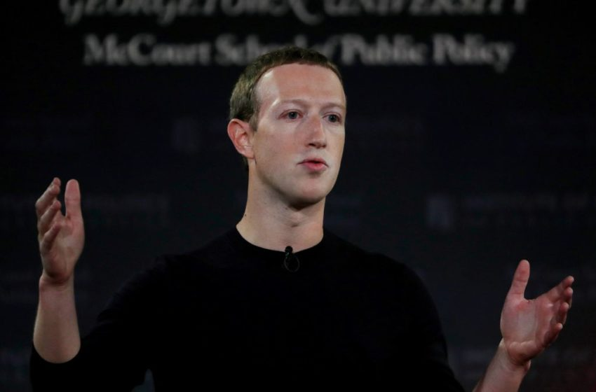 Facebook CEO Mark Zuckerberg Says He's Not Removing President Trump's Post , Faces Backlash Online