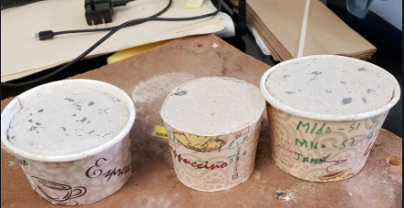 Cops Find Concrete Disguised As Chocolate Chip Ice Cream In Manhattan Amid Protests