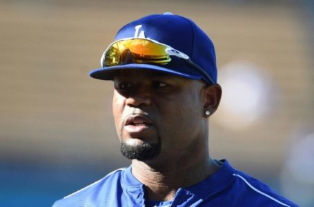 Carl Crawford Allegedly Choked Ex-Girlfriend At Gunpoint In Front Of Her Baby