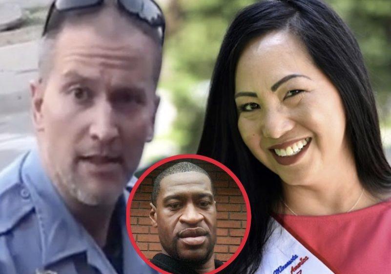 Derek Chauvin's Wife Refuses Ex-Cop's Money in Divorce, Demands Her Maiden Name be Restored