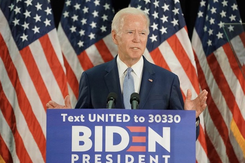 Joe Biden Says George Floyd's Death Had More of an Impact Than Dr. Martin Luther King Jr.'s Murder