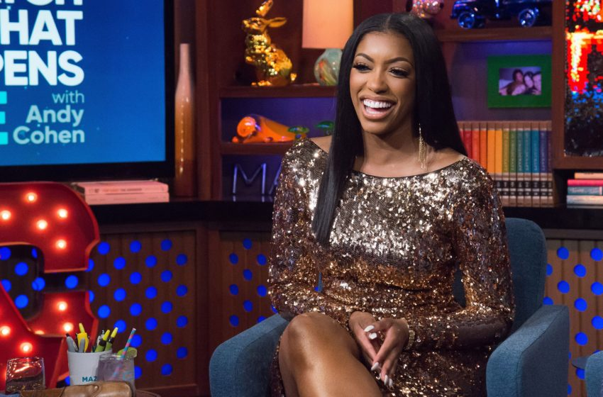 'RHOA' Star Porsha Williams Hit with Rocks By KKK at 6, Talks First Encounter with Racism