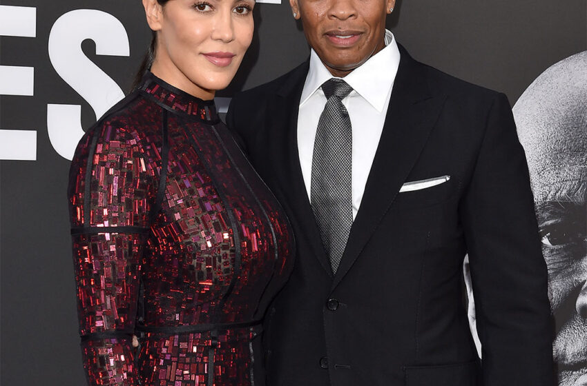 Dr. Dre Responds To Wife's Divorce Filing, Says There Is A Prenup Protecting His $800 Million