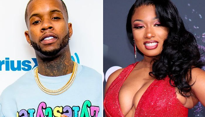 Tory Lanez Must Stay 100 Yards Away from Meg Thee Stallion, Bail Set at $190K