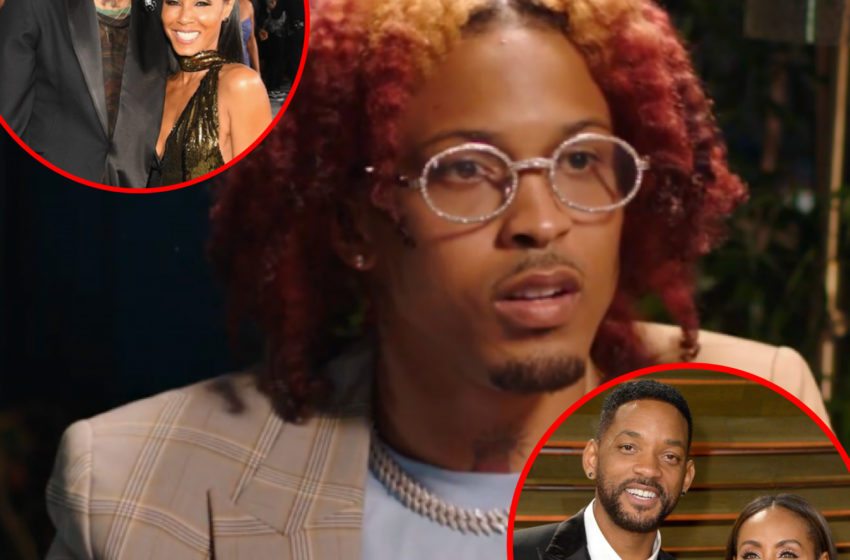 "August Alsina  Addresses His Alleged Romance With Jada Pinkett Smith""I Totally Gave Myself To That Relationship For Years"""