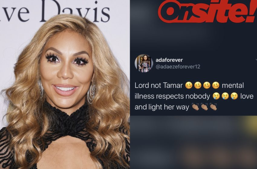 Tamar Braxton Fans Chant 'Not Tamar' Following Singer's Alleged Attempted Suicide