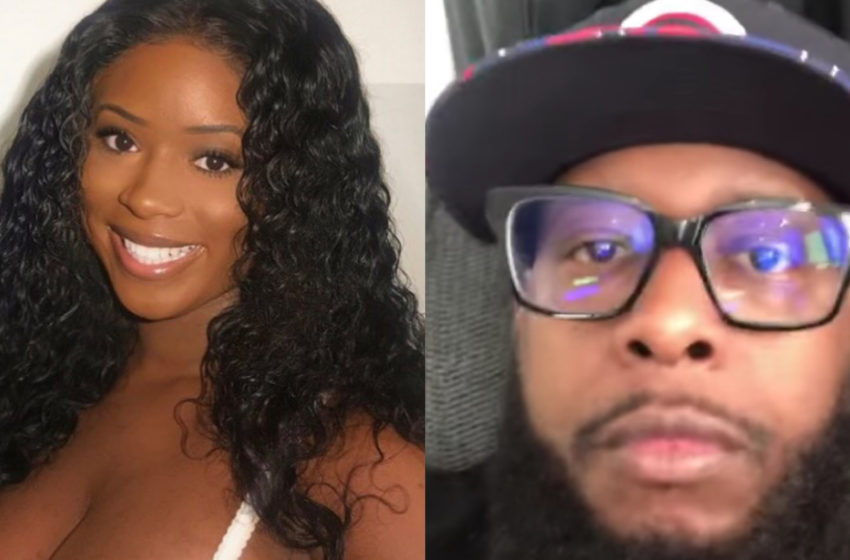 Maya Angelique Plans On Pursuing Legal Action After Talib Kweli Harasses Her