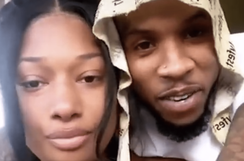 "Tory Lanez Allegedly Begged Megan Thee Stallion's Forgiveness After Shooting, Texted ""I Was Just Too Drunk"""