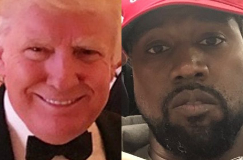 "Donald Trump on Kanye West Saying He's ""Done"" With Him: ""He Will Always Be For Us"""