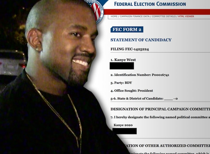 Kanye West Presidential Run and Erratic Rants Allegedly Attributed to 'Bipolar Episode'