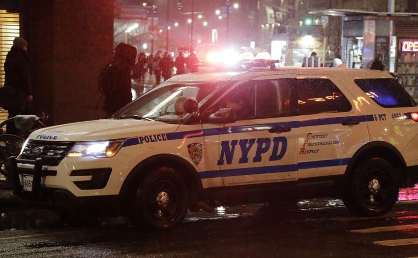 NYPD Officer Placed In Headlock While Trying To Make An Arrest, Suffers Injury