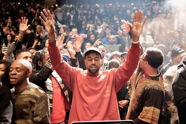 "Step Aside TikTok, Kanye West Wants To Give The People ""Jesus Tok"""