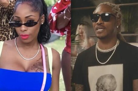 Eliza Reign Wants Future Jailed, Rapper Won't Hand Over Info In Child Support Beef