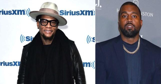 DL Hughley Blasts Kanye West for Bashing Black Women and Targeting Black community