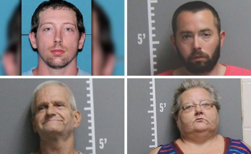 Black Man's Body Found Burning In An Iowa Ditch, Four White Suspects Arrested