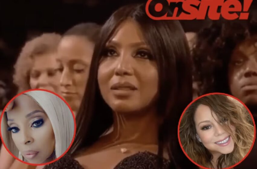 Toni Braxton Says She Can Only Do A Verzuz If It's Against Mariah Carey Or Mary J. Blige