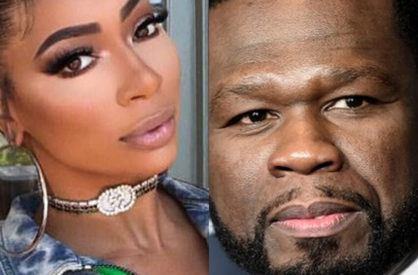 "Tommie Lee ""Hates 50 Cent,"" Blasts Rapper For Blocking Her After She Asked To Be On ""Power"""