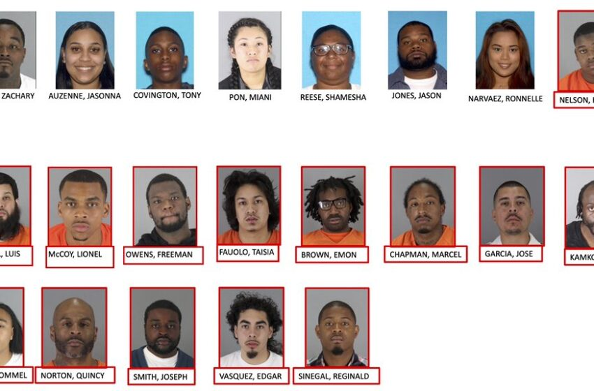 21 Arrested In $250K Unemployment Benefits Scam, California Inmates Information Used