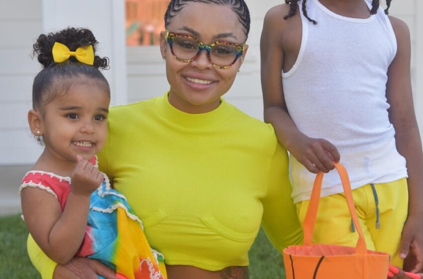 Blac Chyna Says Not Receiving Child Support from Rob Kardashian and Tyga is her 'Biggest Flex'