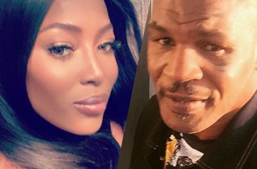 Mike Tyson Allegedly Pushed Naomi Campbell Out of a Moving Car, Recalls Chris Rock