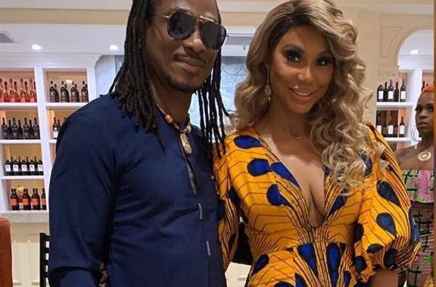 Tamar Braxton's Boo Files for a Restraining Order Against Her, Indicates Domestic Violence