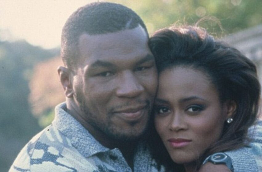 Robin Givens Hits Mike Tyson and Jamie Foxx with Cease and Desist Letter Over Upcoming Biopic