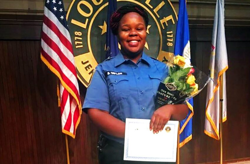 Breonna Taylor: SWAT Team Stands Over Dead Body, Checks Pulse, Says 'She's Done'