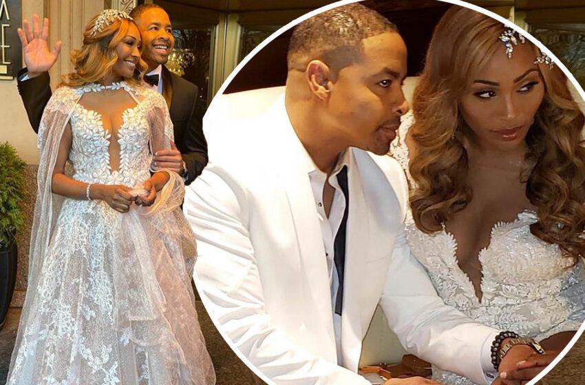Cynthia Bailey Having Huge Wedding Despite Pandemic: 'You Can Get COVID at any Time Regardless of the Amount of People'