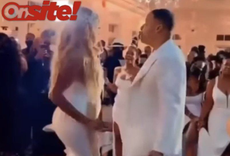 Cynthia Bailey Pandemic Wedding Allegedly Halts RHOA Filming, Crew Feared 'Super Spreader Event'