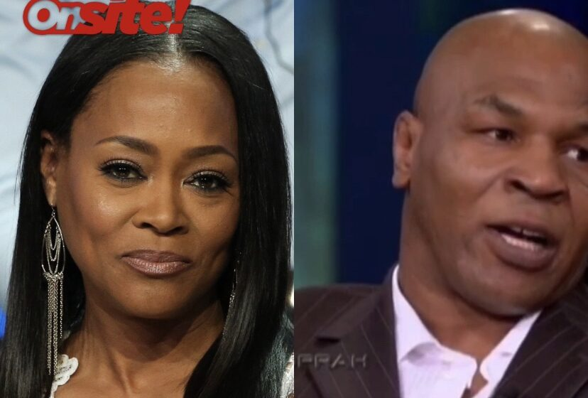 "Robin Givens Says Ex Mike Tyson Isn't, ""Physically Hitting Me Anymore, But it Hurts Almost as Much"""