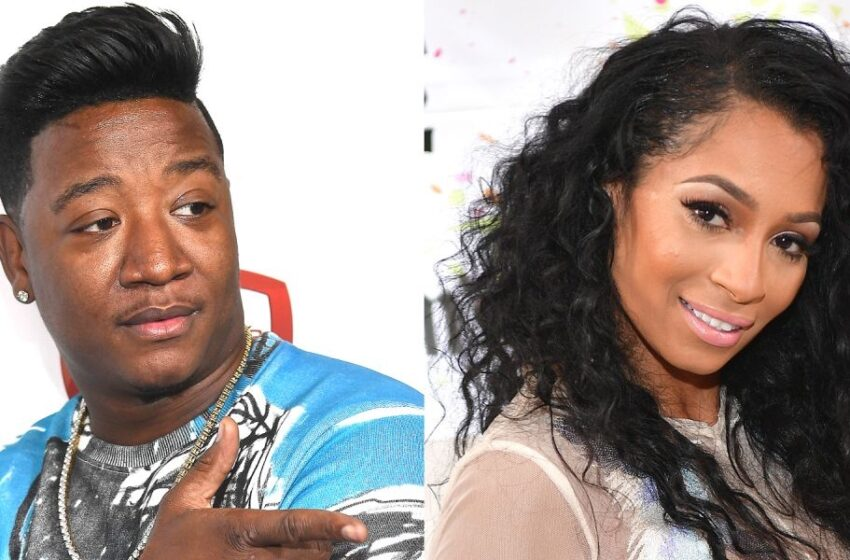Karlie Redd Says She Purposely Crashed Joc's Jaguar After He Cheated On Her