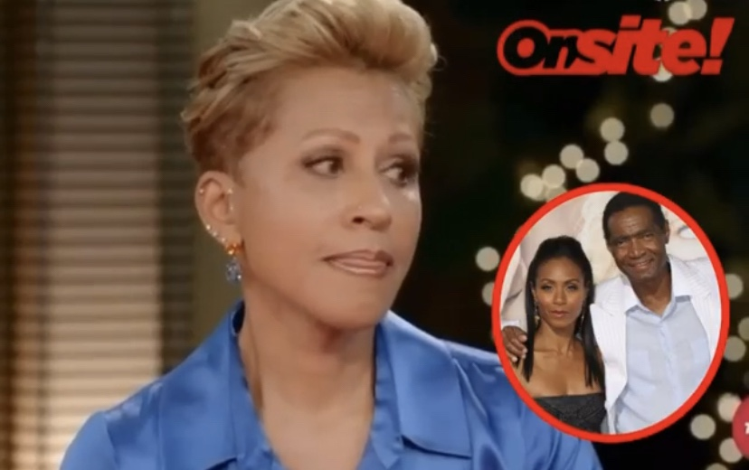 Jada Pinkett Smith's Mother Adrienne Reveals She Had Nonconsensual Sex with Jada's Father