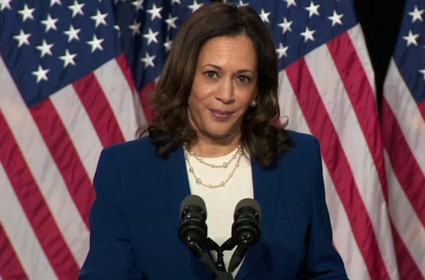 Sheriff Fired for Racist Facebook Meme of Kamala Harris Made form Watermelon Carving