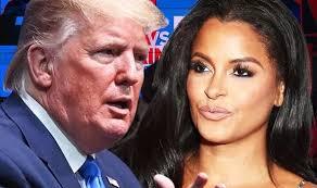 """Claudia Jordan Says Donald Trump Was, """"Nice Because He Wanted To F**K"""""""