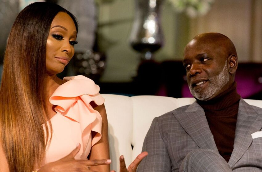RHOA's Cynthia Bailey Explains Why She's Suing Her Ex-Husband Peter Thomas