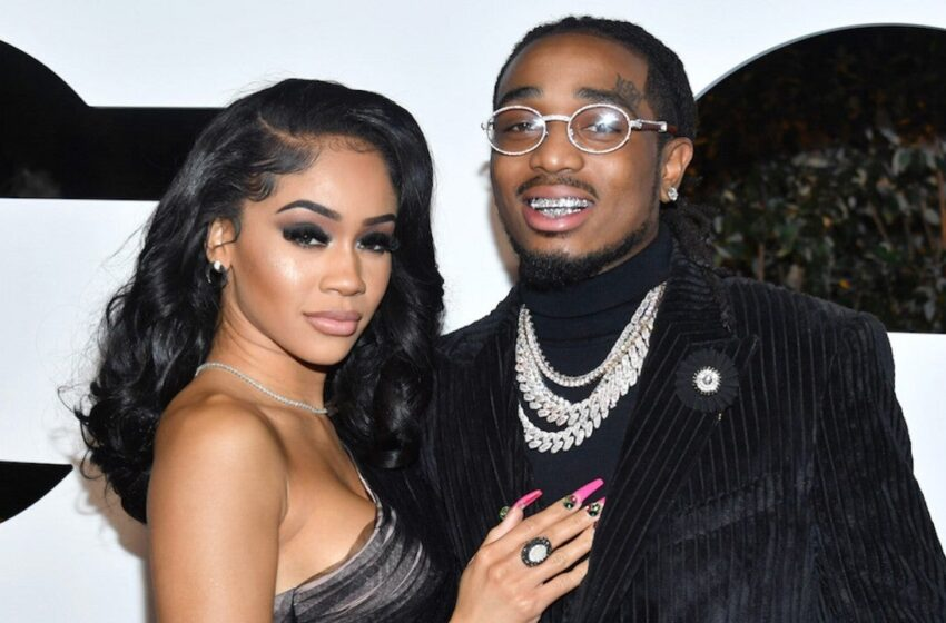 Saweetie Talks Staying True To Herself While Dating Quavo