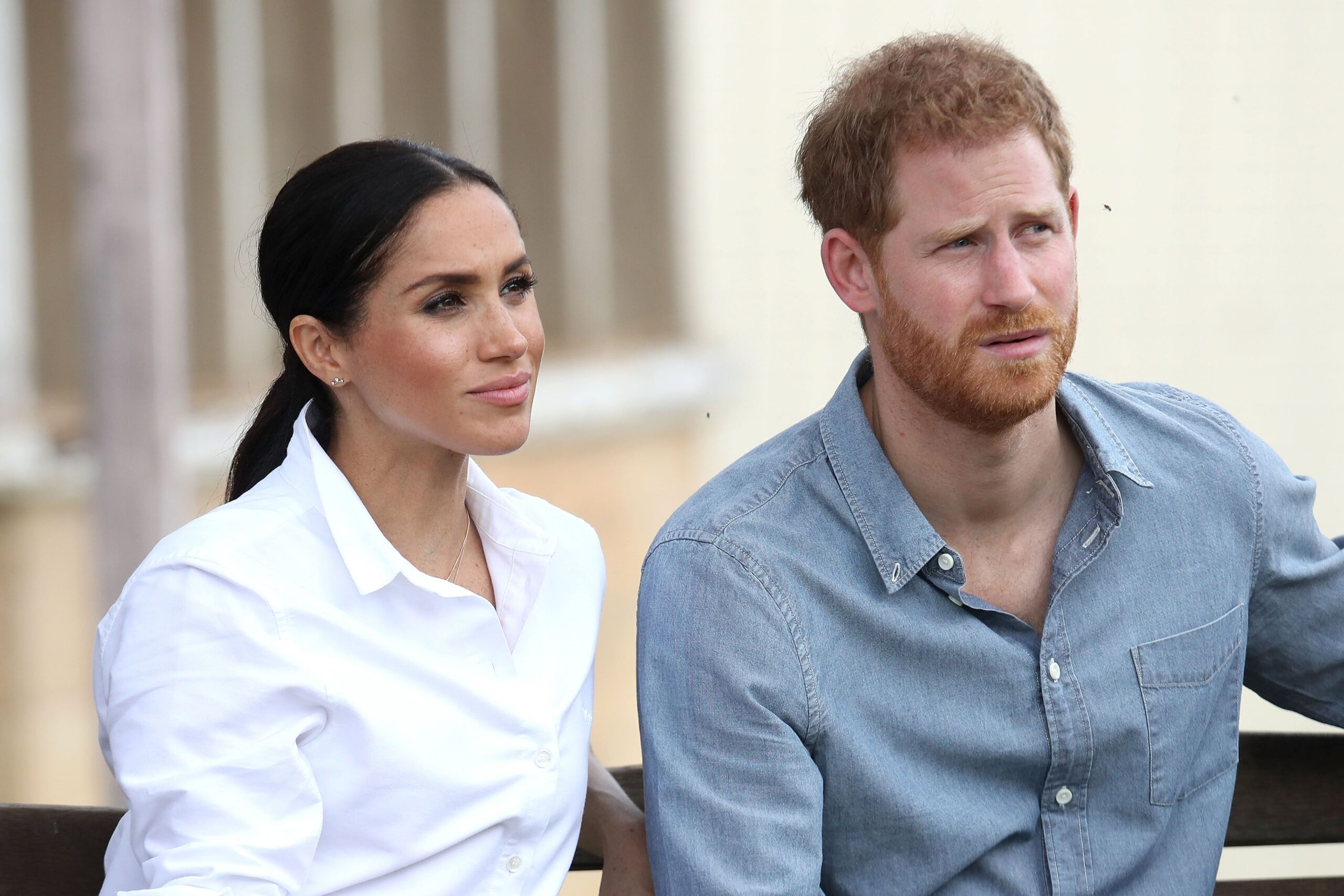 "Biographer Shades Prince Harry for Following Meghan Markle's ""Woke"" Ways"