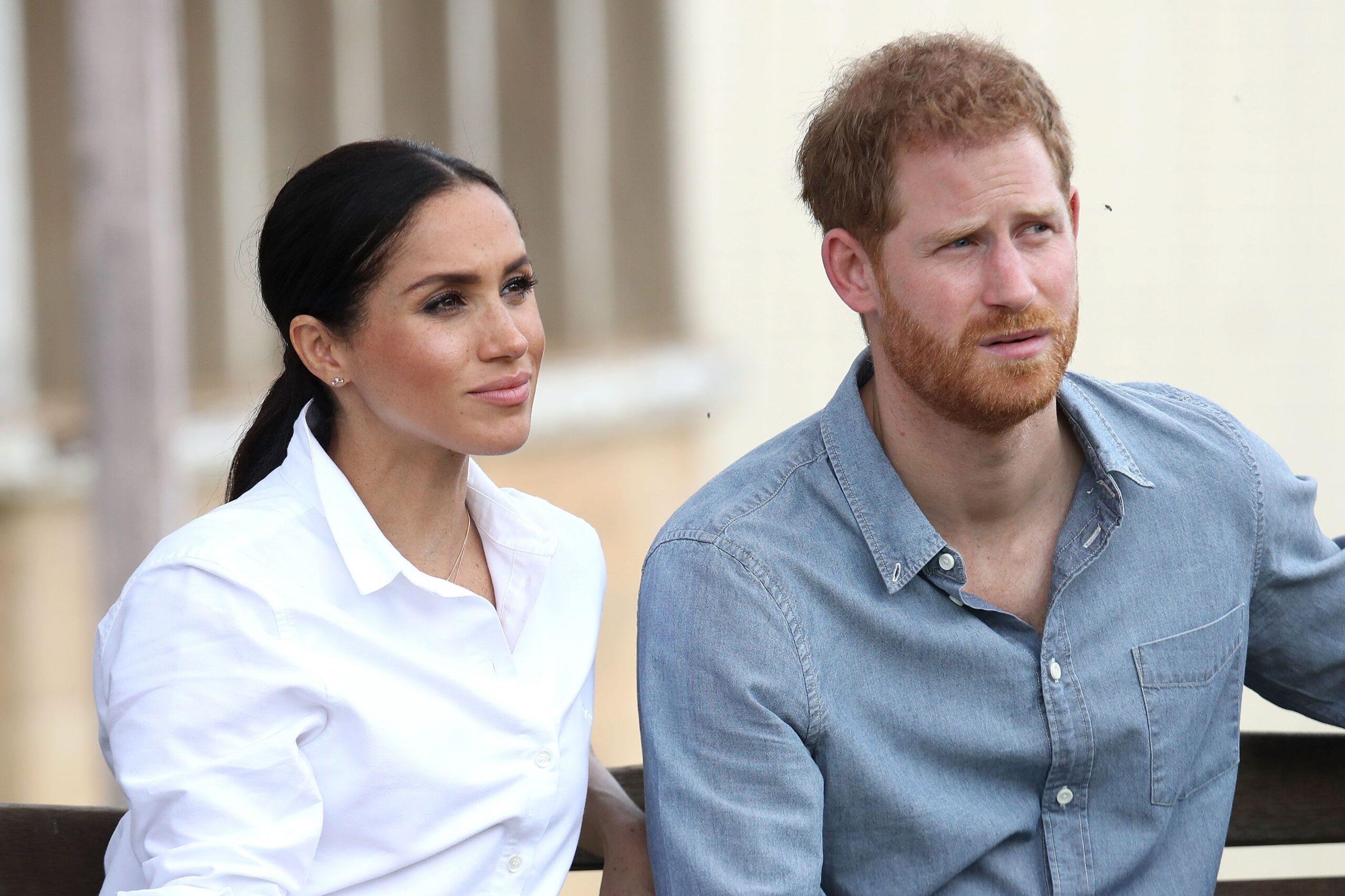 "Biographer Shades Prince Harry for Following Meghan Markle's ""Woke"" Ways"