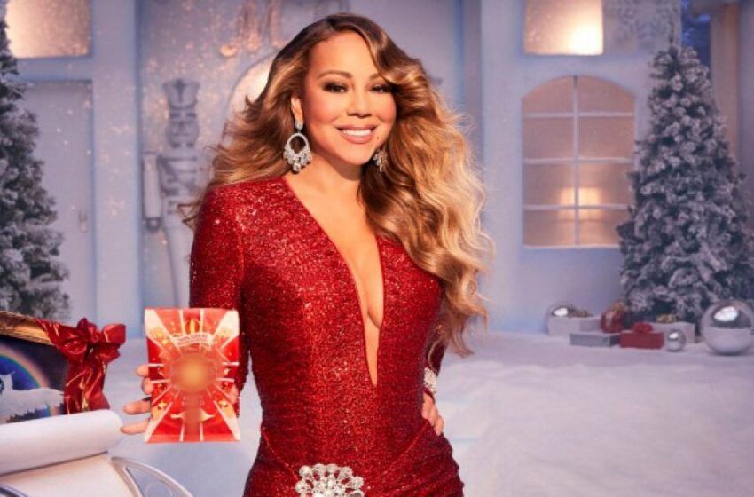 "Mariah Carey's ""All I Want For Christmas"" Smashes Spotify Record With 17 Million Single-Day Streams"