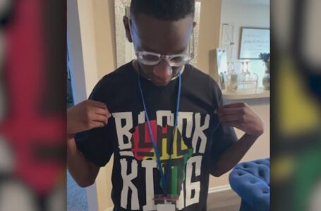 "Oklahoma Teacher Says ""Black King"" Shirt Is Racist, Wants White History Month"
