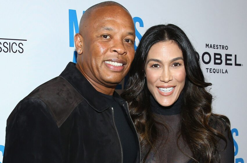 Dr. Dre Calls Out Ex-Wife Nicole Young In New Diss Track, Calls Her 'Greedy B*itch'