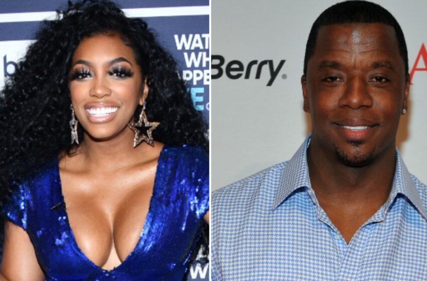 Kordell Stewart Claims Porsha Williams Fueled Rumors About Him Being A Homosexual