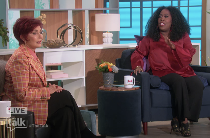 Sharon Osbourne Under Investigation By CBS After Heated Debate With Co-host Sheryl Underwood