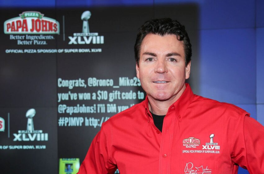 Ex-Papa John's CEO: I'm Trying To Rid My Vocab Of N-Word, But Not A Racist