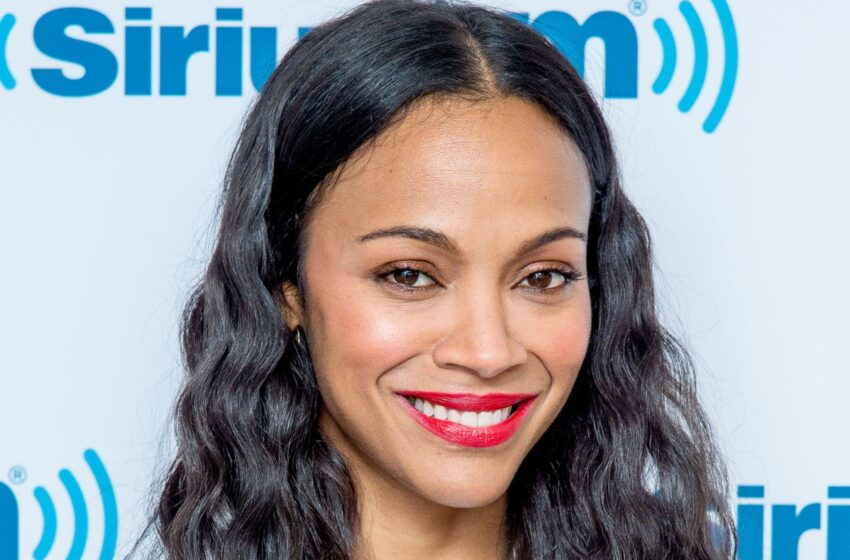 Zoe Saldana Under Fire For Her Response To Dominican Independence Day Post