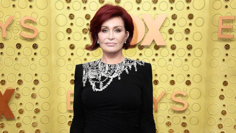 Sharon Osbourne And Her Dogs Are Receiving Death Threats