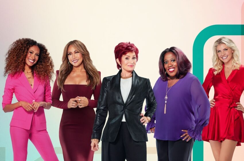 """The Talk"" Takes Hiatus Due To Sharon Osbourne's On-Screen Racism Row & Old Comments"
