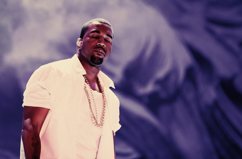 Kanye Spends Easter Away From Kim & The Kids, Suspending Sunday Service