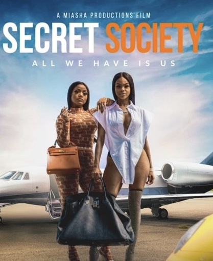 """Author And Executive Producer Miasha Coleman Takes Film Industry By Storm With New Movie """"Secret Society"""""""