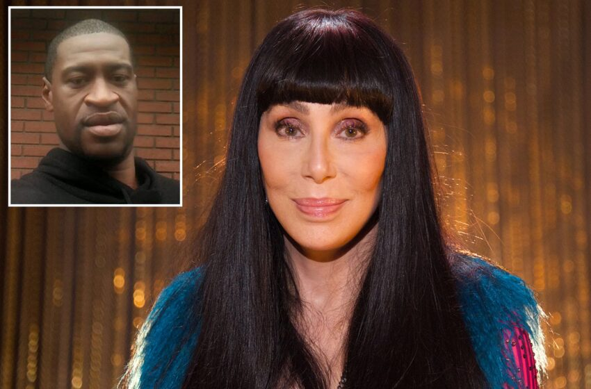 Cher Apologizes After Backlash Over George Floyd Tweet